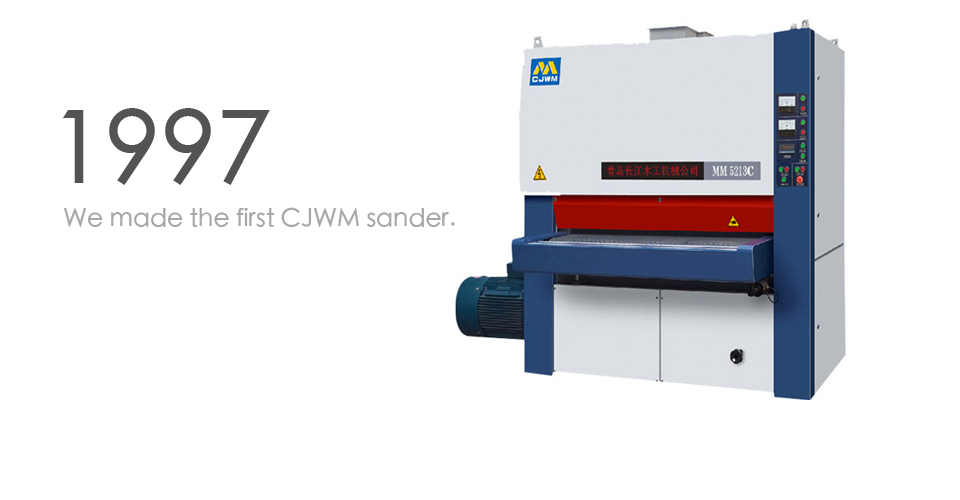 15 years experience provides CJWM Sanders the trusted quality.